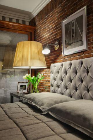 卧室灯具混搭风格装饰效果图