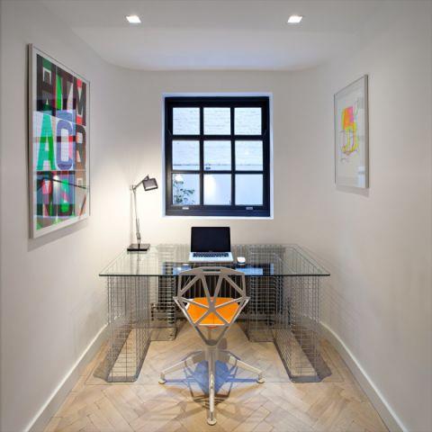 公寓92平米现代风格装修图片