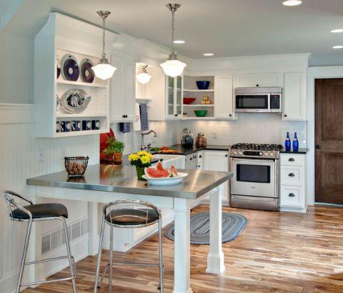厨房橱柜美式风格效果图