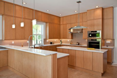 148平米公寓美式风格装修图片