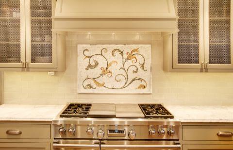 厨房细节地中海风格装修图片