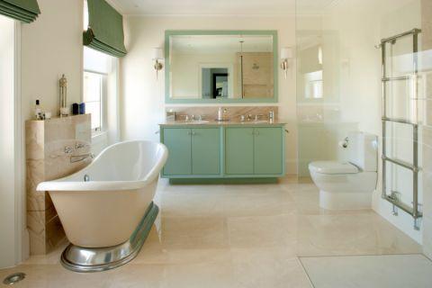 浴室浴缸现代风格装饰效果图