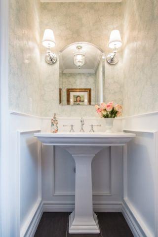 2018美式70平米设计图片 2018美式三居室装修设计图片