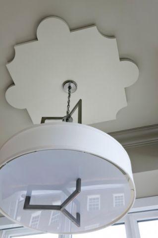 餐厅吊顶现代风格装修设计图片