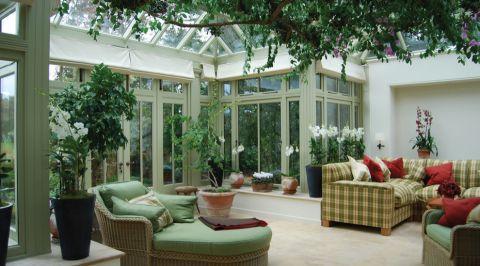 别墅191平米地中海风格装修实景图片
