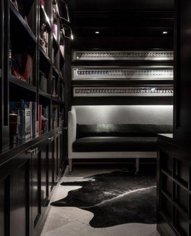 书房沙发现代风格装修设计图片