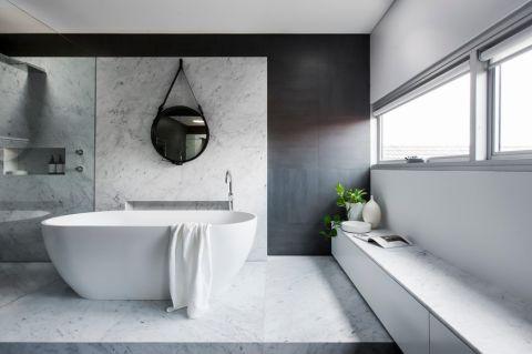 81平米公寓现代风格装修图片