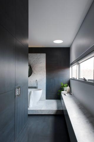 浴室吊顶现代风格装饰效果图