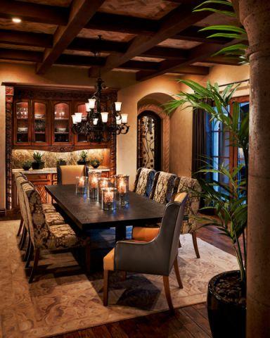 60平米公寓美式风格装修图片