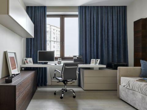 127平米套房现代风格装修图片