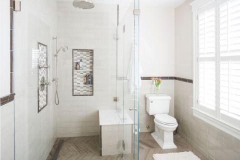 公寓106平米现代风格装修图片