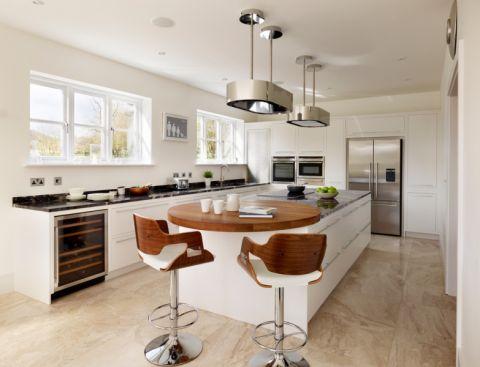 厨房厨房岛台混搭风格装修效果图