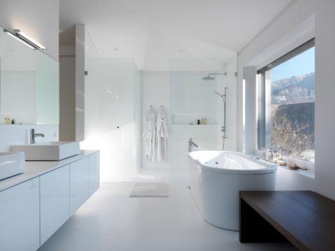 二居室70平米现代风格装饰实景图