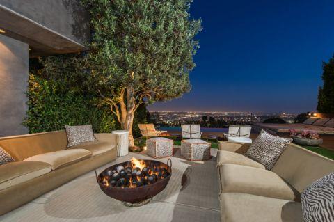 阳台沙发混搭风格装潢设计图片