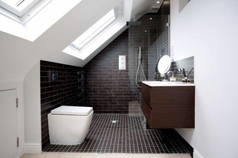 142平米公寓现代风格装修图片