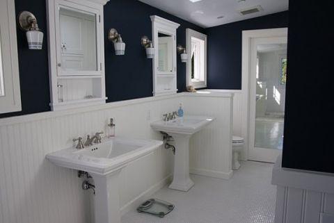 浴室混搭风格装修图片
