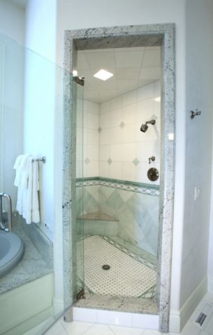 浴室混搭风格装修设计图片