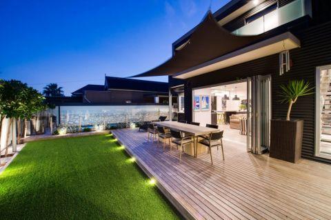 106平米套房现代风格装修图片