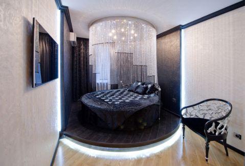卧室混搭风格装饰效果图