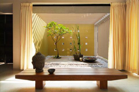 81平米二居室现代风格装修图片
