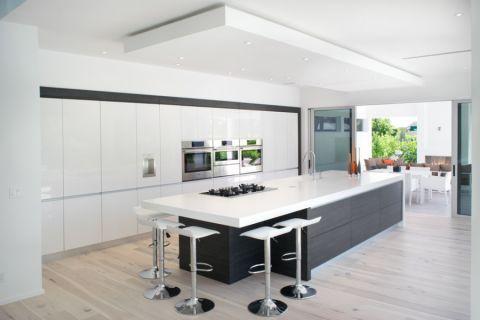 118平米公寓现代风格装修图片