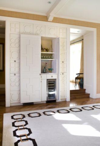 98平米公寓现代风格装修图片