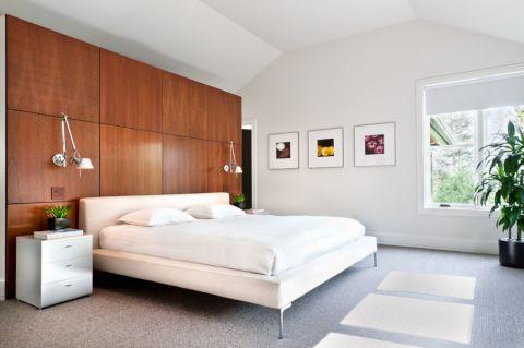 卧室现代风格效果图大全2017图片_土拨鼠唯美摩登卧室现代风格装修设计效果图欣赏