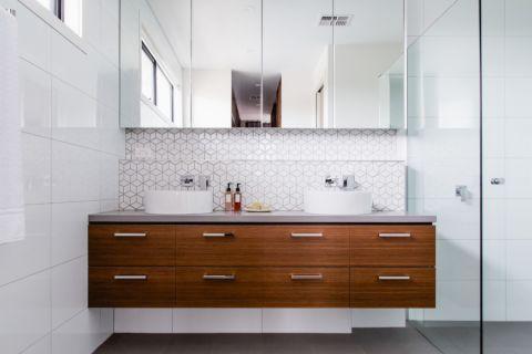 60平米套房现代风格装修图片