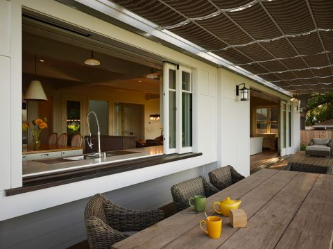 阳台现代风格装修设计图片