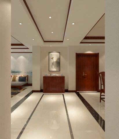 玄关走廊简中风格装潢图片