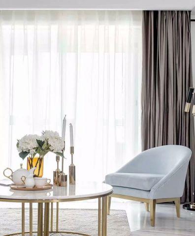 客厅茶几新古典风格效果图