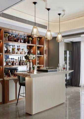 餐厅橱柜后现代风格效果图