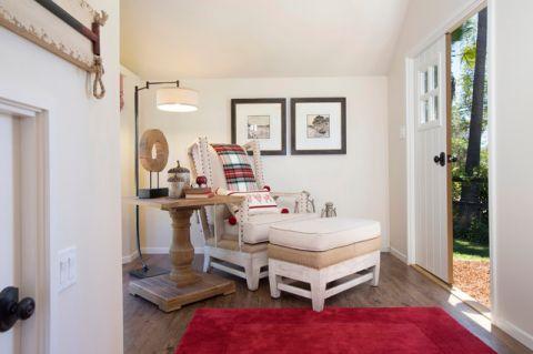 客厅灯具简欧风格装饰设计图片