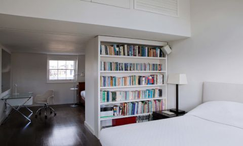 客厅隔断现代风格装修效果图