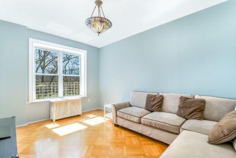客厅沙发美式风格装饰设计图片