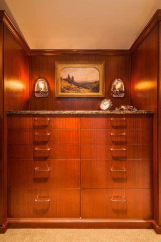 卫生间橱柜美式风格效果图