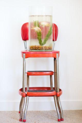 客厅红色细节混搭风格效果图