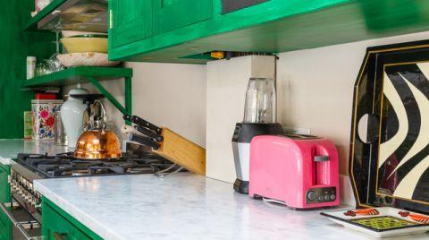 厨房细节混搭风格装修效果图
