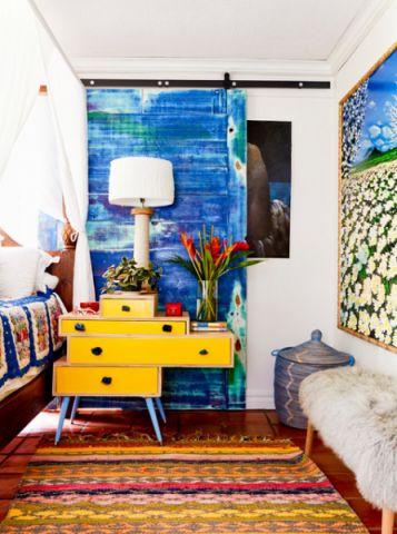卧室橱柜混搭风格装饰效果图