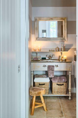 卫生间北欧风格效果图大全2017图片_土拨鼠精致奢华卫生间北欧风格装修设计效果图欣赏