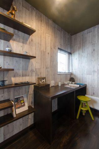 2020日式60平米装修效果图片 2020日式二居室装修设计