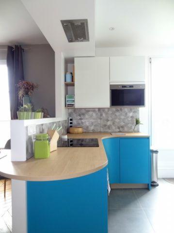 厨房北欧风格效果图大全2017图片_土拨鼠美感沉稳厨房北欧风格装修设计效果图欣赏