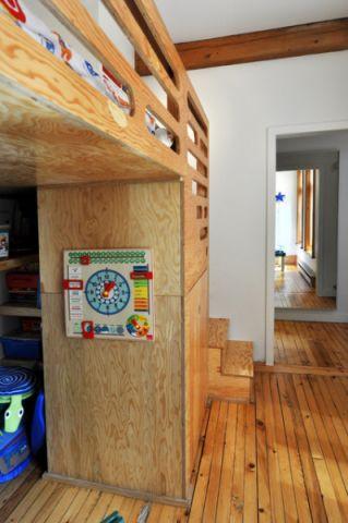 儿童房吊顶现代风格装饰图片