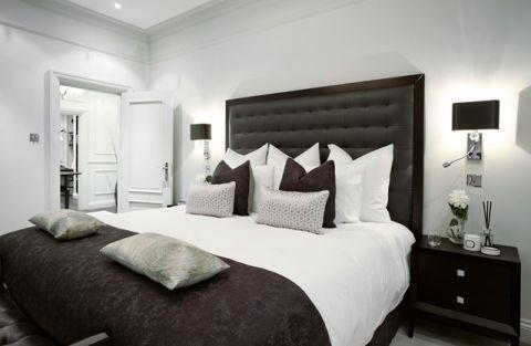 卧室门厅现代风格装饰图片