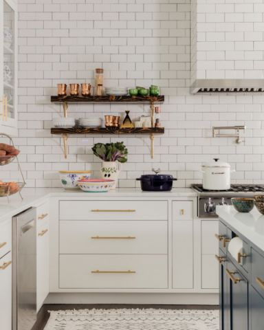 厨房细节现代风格效果图