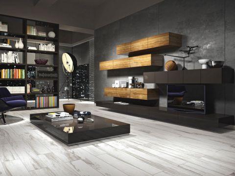 客厅细节现代风格装潢图片