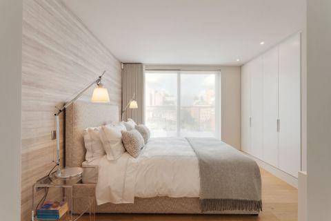卧室现代风格效果图大全2017图片_土拨鼠完美摩登餐厅现代风格装修设计效果图欣赏