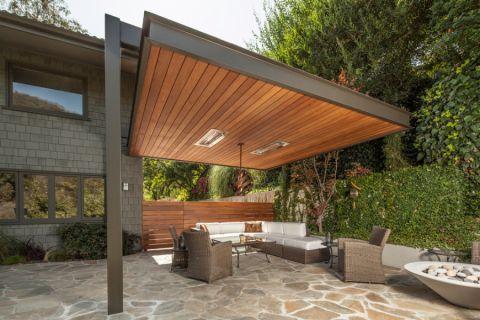 2018现代150平米效果图 2018现代庭院装修效果图大全