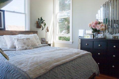 卧室窗台混搭风格装修图片