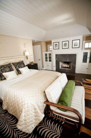 卧室细节混搭风格装修设计图片
